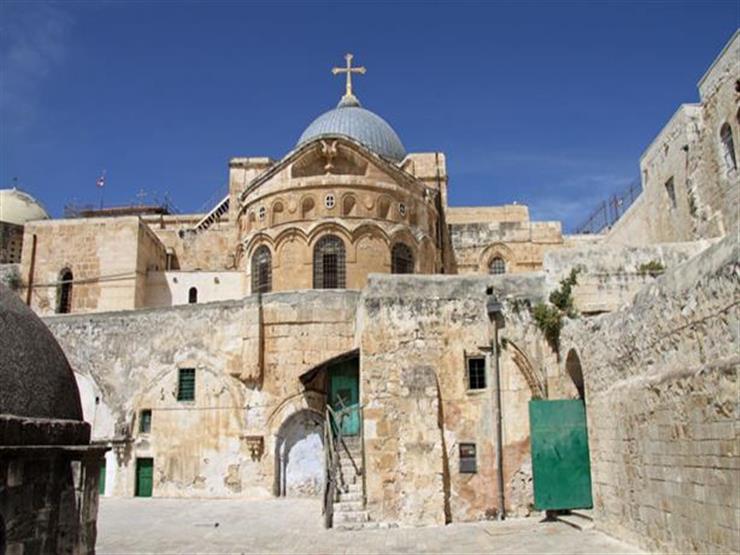 إغلاق كنيسة القيامة للمرة الأولى منذ احتلال فلسطين