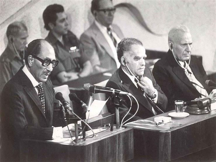 وثائق توضح موقف القادة الإسرائيليين من كلمة السادات أمام الكنيست