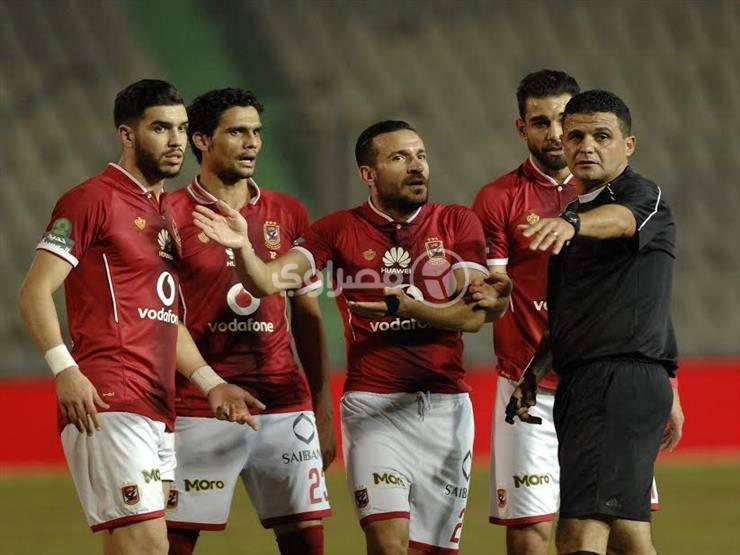 حكم نهائي كأس مصر لمصراوي: أزمة المباراة لن تؤثر على أدائي...مصراوى