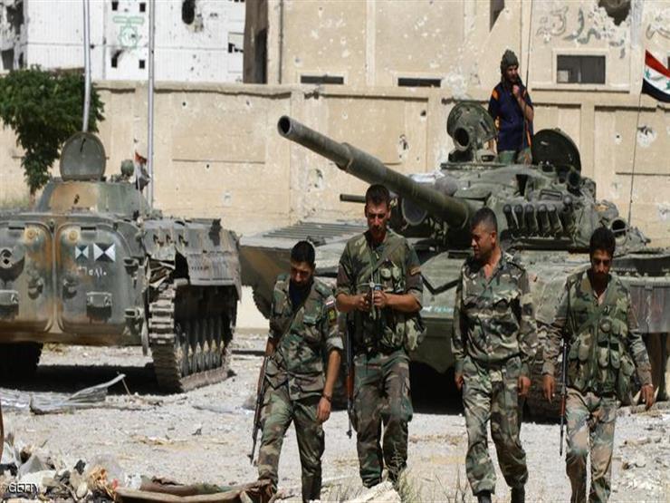 المعارضة: إصابة طائرة حربية سورية فوق الغوطة الشرقية
