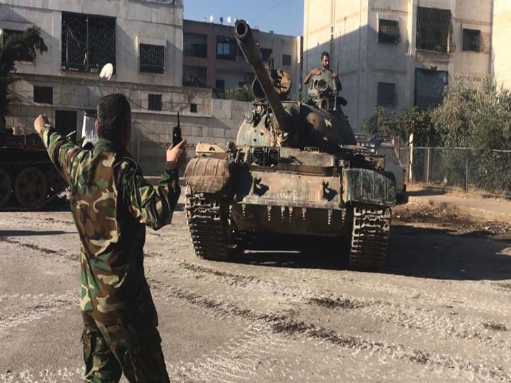 الجيش التركي يستكمل سيطرته على كافة الشريط الحدودي لمنطقة عفرين