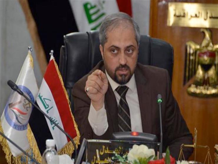 وزير العدل العراقي: نعمل على إعادة النازحين ومحاسبة المجرمين