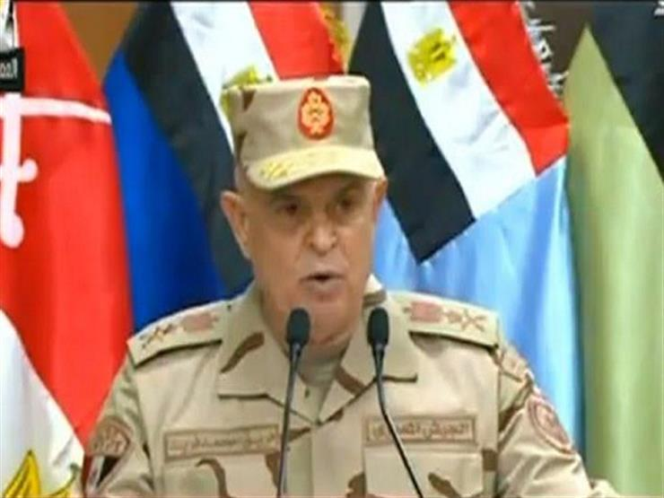 """رئيس الأركان يكشف لأول مرة كواليس العملية الشاملة """"سيناء 2018"""""""