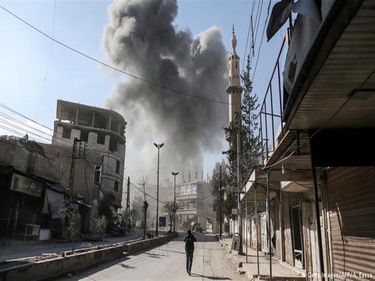 """دخول الهدنة """"الإنسانية"""" حيز التنفيذ في الغوطة"""