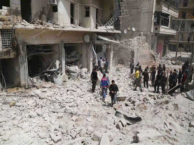 روسيا تتهم مسلحون بمنع المدنيين من مغادرة الغوطة الشرقية