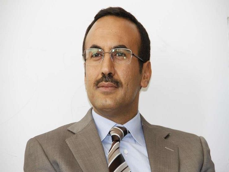 أحمد علي عبدالله صالح يلقي أول خطاب له منذ مقتل والده