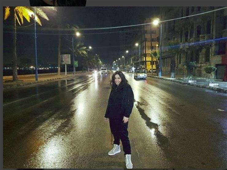 شاهد ماذا تفعل شيرين عبد الوهاب في أول ظهور لها بعد الحكم بحبسها اليوم