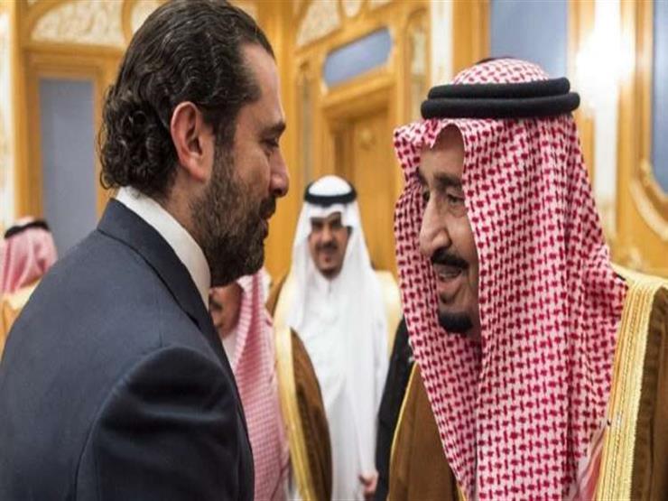 سلمان والحريري يبحثان في الرياض مستجدات الأحداث في لبنان