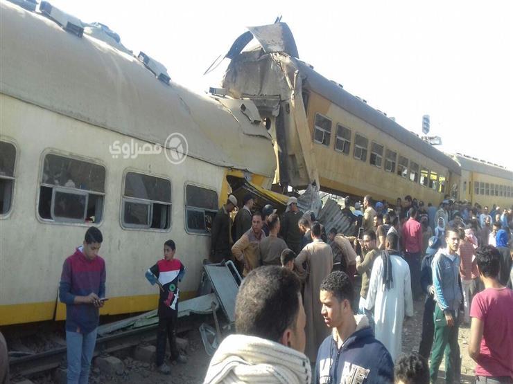 """سفارة ألمانيا بالقاهرة: """"تلقينا ببالغ الصدمة"""" نبأ حادث القطار بشمال مصر"""