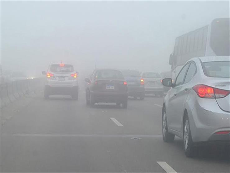 الأرصاد تكشف حقيقة وقوع عاصفة ترابية وتحذر السائقين - فيديو...مصراوى