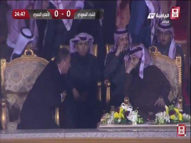 الأهلي يرد على صورة الخطيب المثيرة للجدل مع آل الشيخ