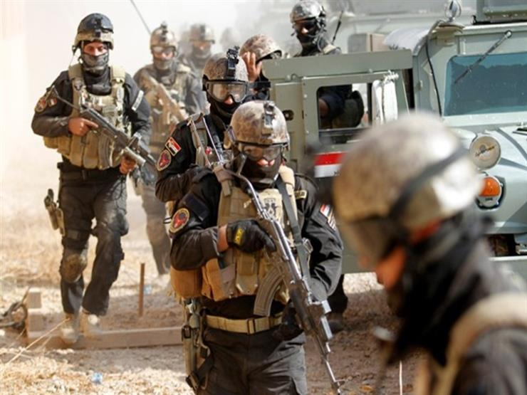 الجيش العراقي يعتقل 5 متسللين من عناصر داعش بينهم تركي
