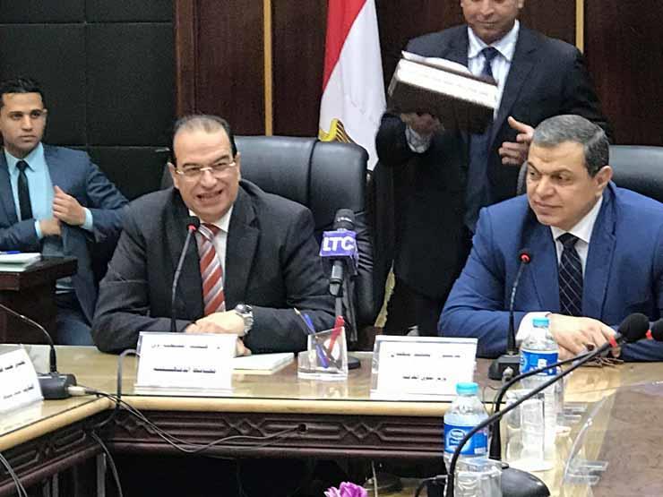 وزير القوى العاملة من الدقهلية: قانون العمل الجديد يحمي العا...مصراوى