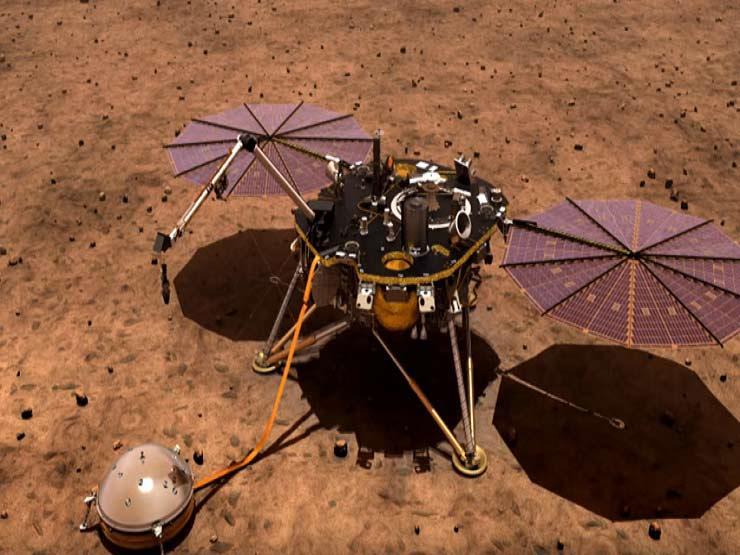 فيديو.. لقطات جديدة مذهلة لكوكب المريخ...مصراوى