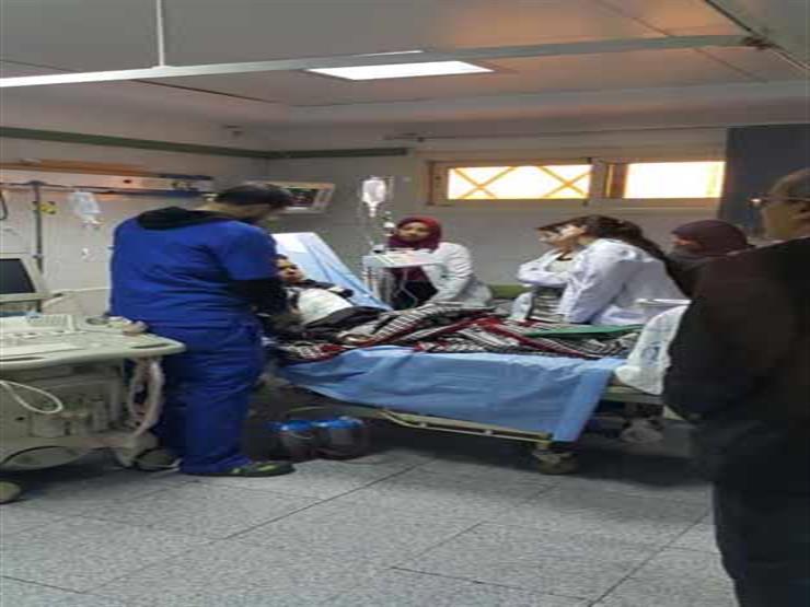 """بالصور- بعد توقف قلبه.. فريق طبي بجامعة سوهاج يعيد """"النبض"""" لقلب طفل"""