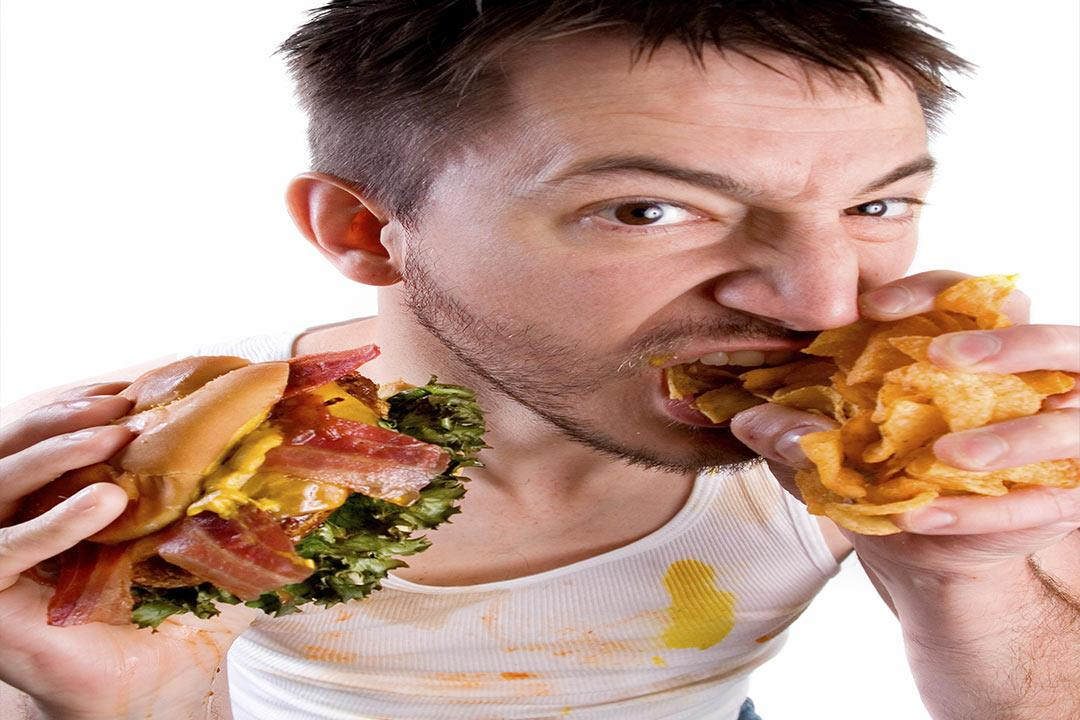ما علاقة الجوع بالغضب؟