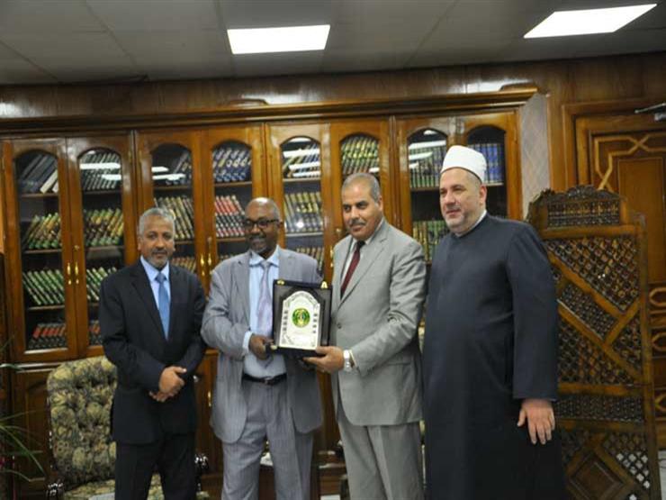 رئيس جامعة الأزهر: العلاقة بين مصر والسودان  أزلية ...مصراوى