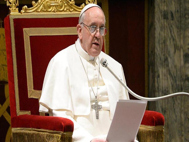 بابا الفاتيكان يعرب عن تعازيه لشعب تايوان في أعقاب الزلزال...مصراوى