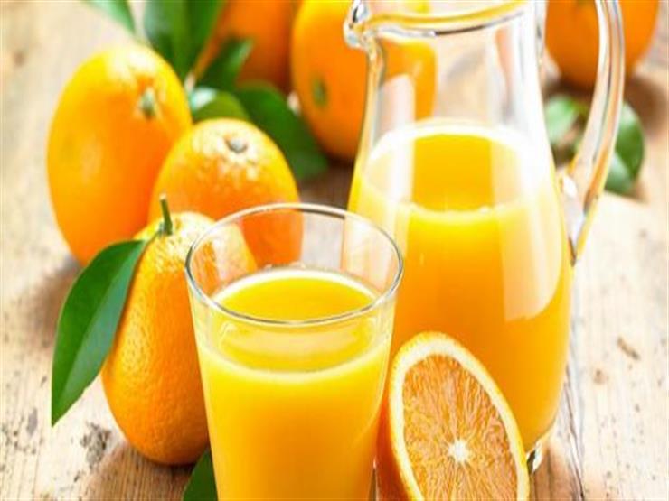 دراسة تحذر من تناول عصير البرتقال على معدة خاوية فى الإفطار