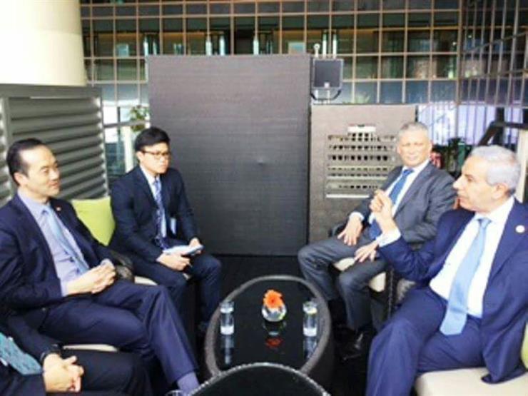 وزير الصناعة: 220 مليون دولار حجم التبادل التجاري بين مصر وسنغافورة في 2017