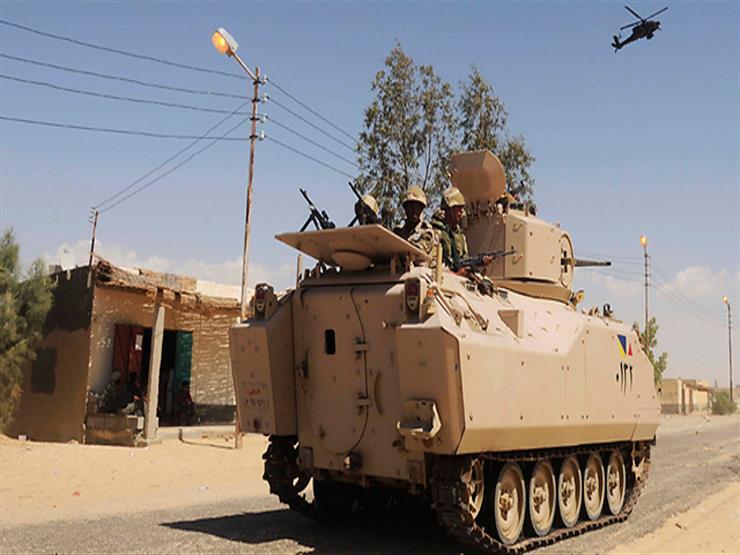 خبير: العمليات العسكرية أكبر رد على أكاذيب  التفريط في سيناء...مصراوى