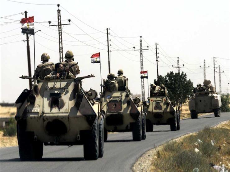 """""""العملية الشاملة 2018"""".. الجيش في مهمة للقضاء على الإرهاب (لحظة بلحظة)"""