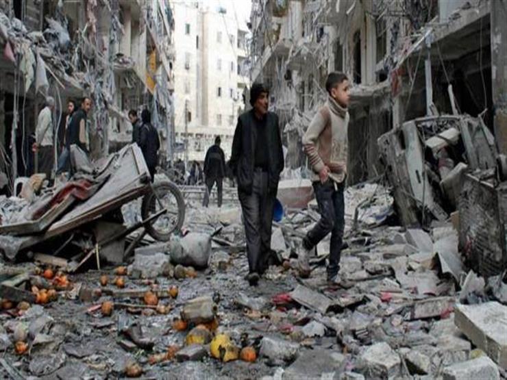 المركز الروسي: بعض المدنيين في الغوطة الشرقية عجزوا عن الخروج اليوم