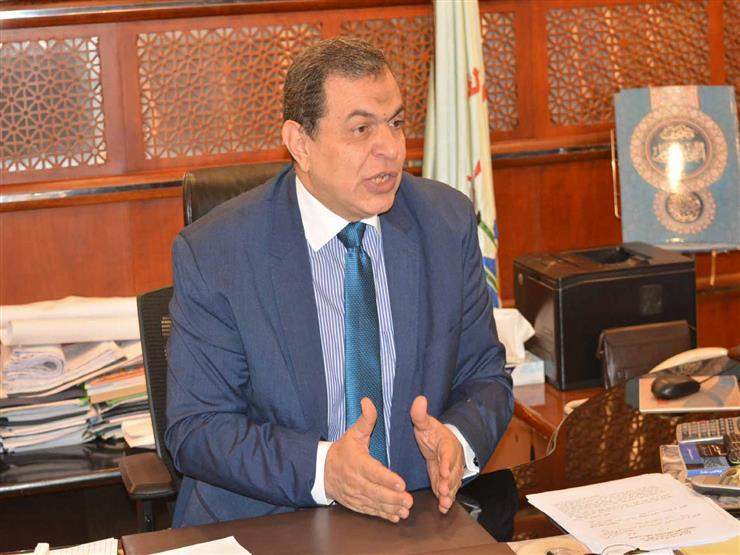 اليوم.. وزير القوى العاملة يوقع  بروتوكولين  مع جامعة هيلوبو...مصراوى