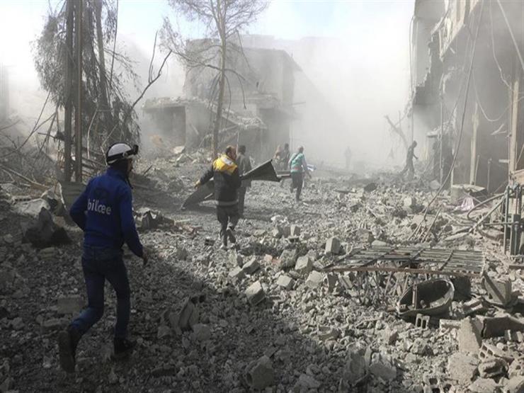 المرصد السوري : مقتل 3 مدنيين جراء تجدد القصف على الغوطة الشرقية