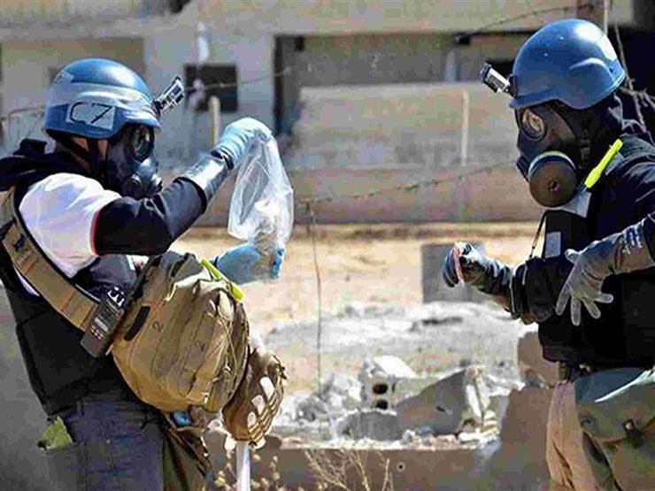ماتيس: نحذر من استخدام السلاح الكيماوي في سوريا