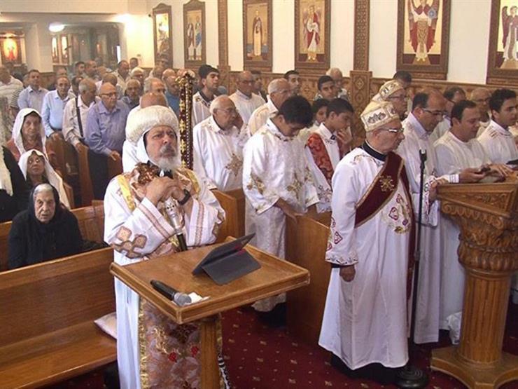 أسقف سيدني يدشن كنيسة