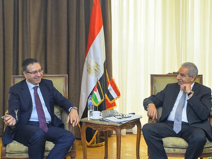 التجارة: دراسة إنشاء مركز لوجيستي مصري أردني للمساهمة في إعمار العراق