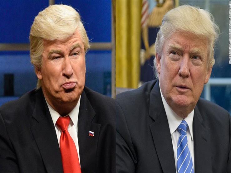 """بعد أن وصف مسيرته بـ""""الميتة"""" ..أليك بالدوين يرد علي دونالد ترامب"""