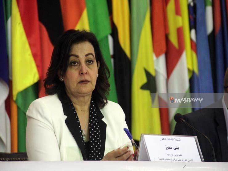 """نائبة وزير الزراعة بمؤتمر حملة مواطن: """"السيسي ناجح ناجح"""""""