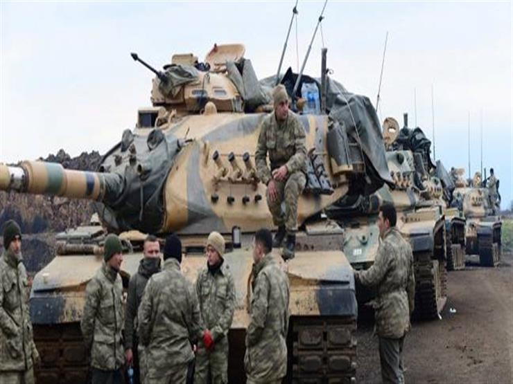مقتل 8 من القوات الشعبية السورية في قصف تركي جنوب عفرين