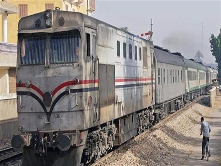 افتتاح برج إشارات مراقبة حركة القطارات في كفر الزيات