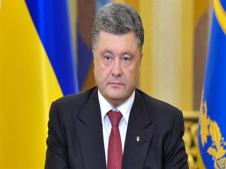 الرئيس الأوكراني يهنئ ميركل بإعادة انتخابها مستشارة لألمانيا