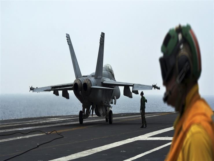 تحطم طائرة تابعة للبحرية الأمريكية في فلوريدا