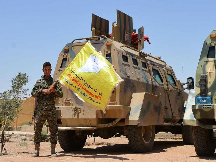 """قوات سوريا الديمقراطية تعلن تباطؤ عملياتها ضد """"داعش"""" لاحتجازه رهائن"""