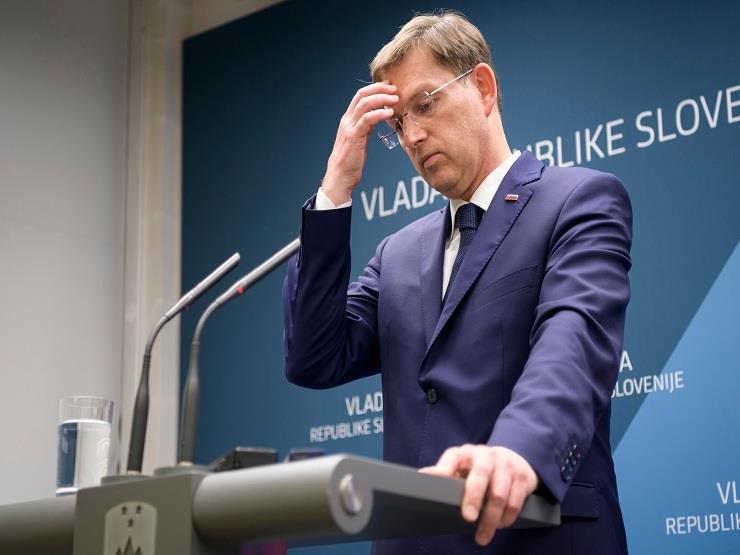 استقالة رئيس الوزراء السلوفيني بسبب حكم للمحكمة العليا