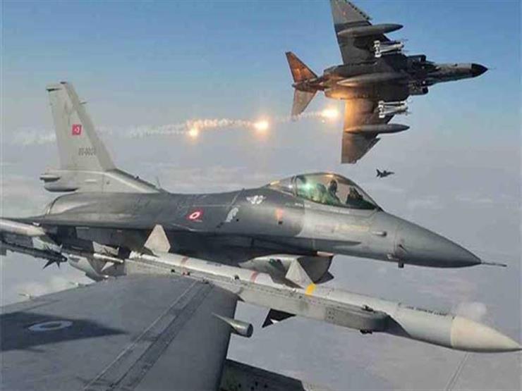 سلاح الجو التركي يشن غارات ضد أهداف للمسلحين الأكراد في شمال العراق