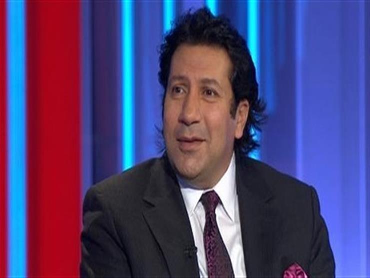 هاني رمزي ينعي صديق عمره طارق عبد الجليل