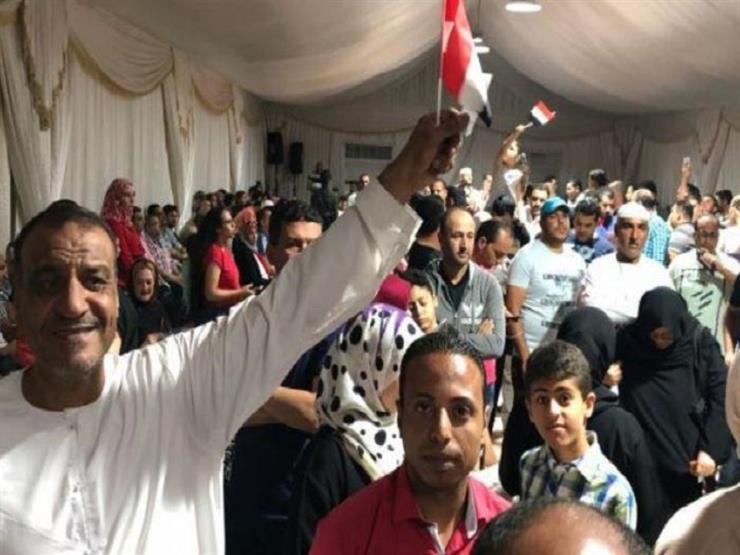 سفير مصر في الإمارات: مد فترة التصويت بالانتخابات لكثافة أعد...مصراوى