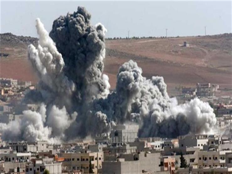 مقتل وإصابة 5 مسلحين من تنظيم  داعش  إثر غارة جوية أمريكية ف...مصراوى