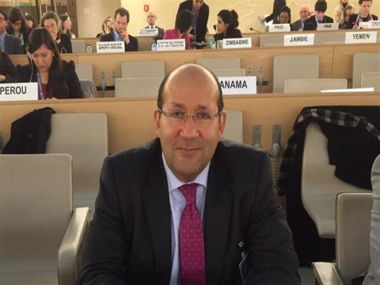 سفير مصر بروما يرأس الاجتماع المشترك لمجالس الفاو والإيفاد والغذاء العالمي