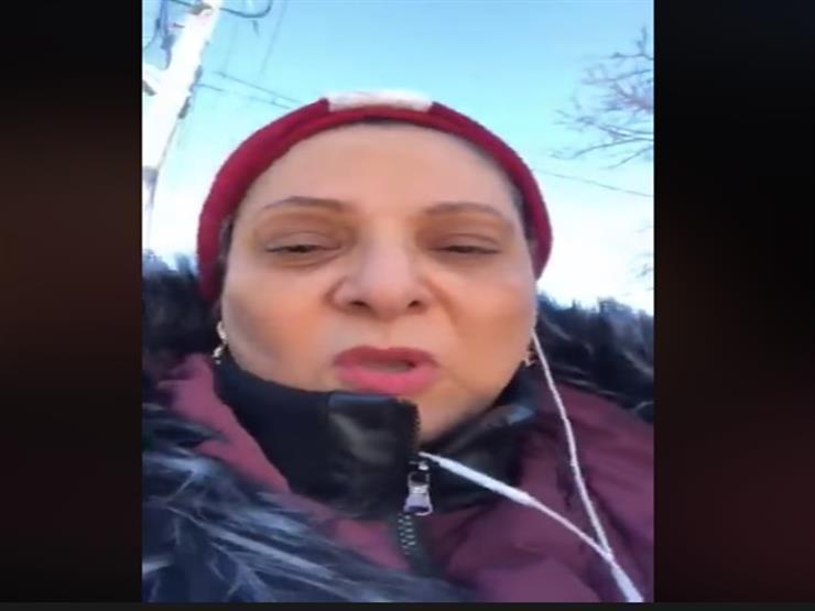 """مصرية بكندا: درجة الحرارة 18 تحت الصفر ونقول للأعداء """"مصر أد الدنيا"""""""