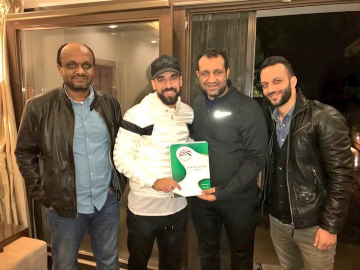 الزمالك: عبدالله السعيد لاعبًا في صفوفنا الموسم المقبل