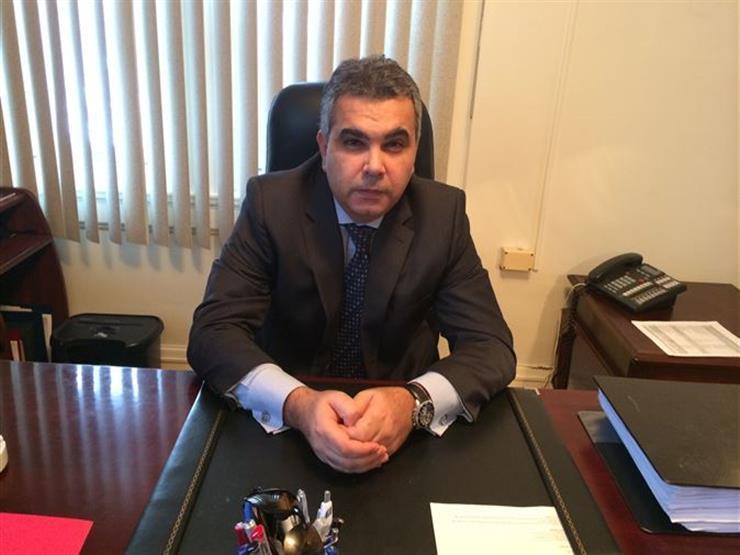السفير المصري في كندا يزور جناح مصر بالمعرض السنوي للسياحة...مصراوى