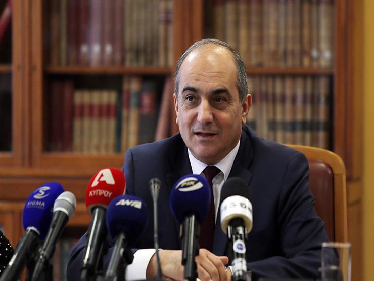 رئيس مجلس النواب القبرصي يغادر القاهرة بعد لقاء السيسي