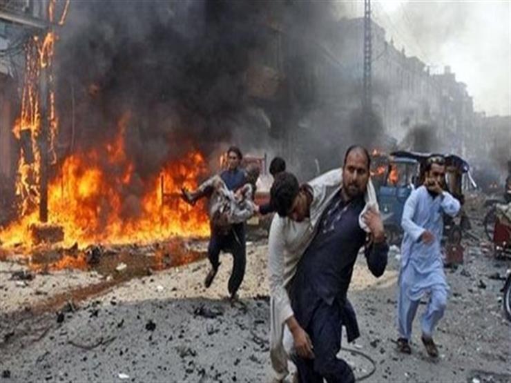 ارتفاع عدد ضحايا انفجار العاصمة الأفغانية إلى 20 قتيلا ومصابا